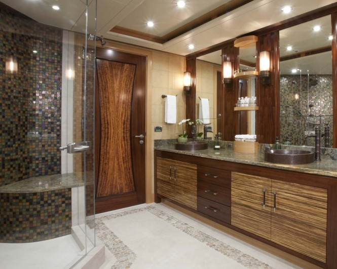 Yacht ARIANNA -  Master Cabin Ensuite